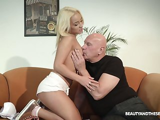 Kinky step scrivener enjoys fucking pretty step niece Daisy Dawkins
